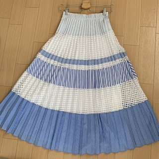 グレースコンチネンタル(GRACE CONTINENTAL)のグレースコンチネンタル GRACE CONTINENTAL スカート(ロングスカート)