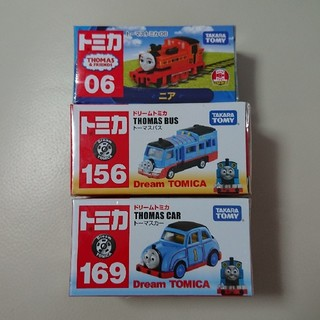 Takara Tomy - トミカ トーマス 3台セット