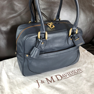 ジェイアンドエムデヴィッドソン(J&M DAVIDSON)のJ&M Davidson / MIA *美品です(ボストンバッグ)