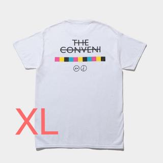 フラグメント(FRAGMENT)の【新品】 PMO X THE CONVENI Tシャツ ホワイト XL(Tシャツ(半袖/袖なし))