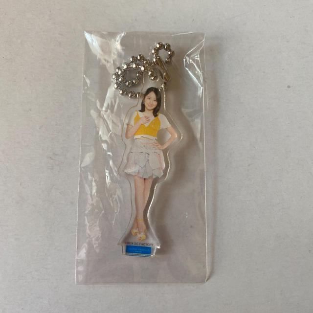 モーニング娘。(モーニングムスメ)のモーニング娘。 森戸知沙希 ビジュアルキーホルダー ストラップ チケットの音楽(女性アイドル)の商品写真