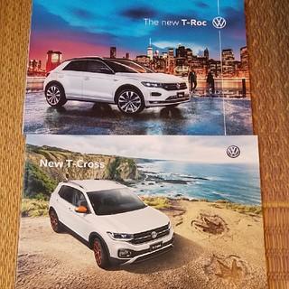 フォルクスワーゲン(Volkswagen)のフォルクスワーゲン★T-Cross&new T-Roc カタログ(カタログ/マニュアル)