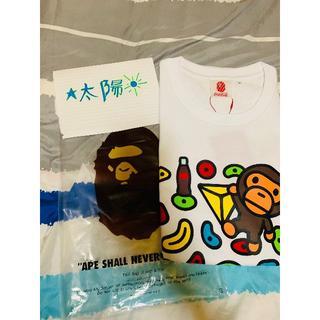 アベイシングエイプ(A BATHING APE)のbape x cocacola 2020(Tシャツ(半袖/袖なし))