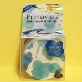 プリマヴィスタ(Primavista)の新品 プリマヴィスタ ひんやり実感おしろい  限定(フェイスパウダー)