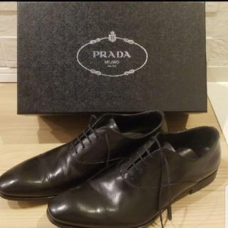 プラダ(PRADA)のPRADA プラダ ドレスシューズ ビジネスシューズ(ドレス/ビジネス)