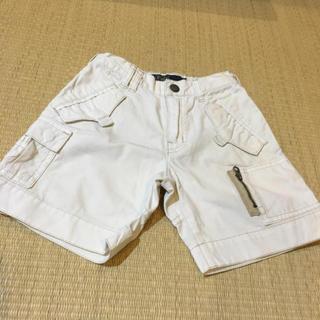 ポロラルフローレン(POLO RALPH LAUREN)のラルフローレン 白パンツ 100(パンツ/スパッツ)