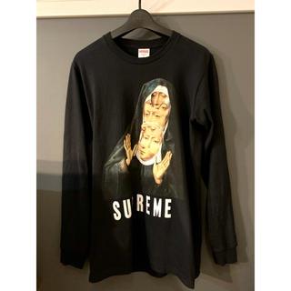 Supreme - ★ Supreme シュプリーム 長袖 Tシャツ Black 黒 シスター