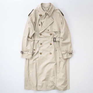 アンユーズド(UNUSED)のstein / Lay Oversized Trench Coat (トレンチコート)