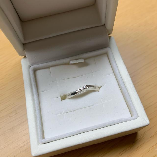 4℃(ヨンドシー)の4℃ ペアリング レディース レディースのアクセサリー(リング(指輪))の商品写真