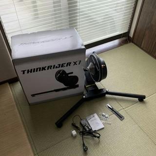 Think rider x7 スマートトレーナー ダイレクト パワーメーター