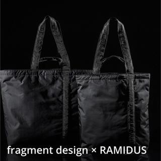 フラグメント(FRAGMENT)のfragment design x RAMIDUS BLACK BEAUTY L(トートバッグ)