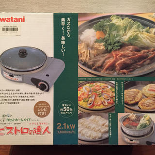 Iwatani - イワタニ ビストロの達人 CB-GP-1 カセットコンロ