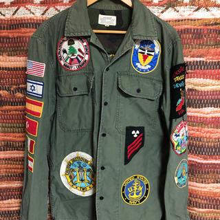 アヴィレックス(AVIREX)のアビレックス、military  vintage ジャケット(ミリタリージャケット)