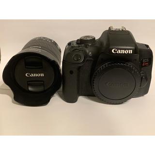 キヤノン(Canon)の[最安値] EOS Kiss X8i 18-55mm レンズセット(デジタル一眼)