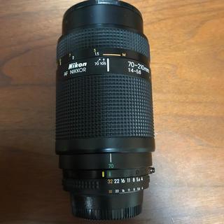 ニコン(Nikon)のNikon Af Nikkor 70-210mm  ニコンFマウント(レンズ(ズーム))