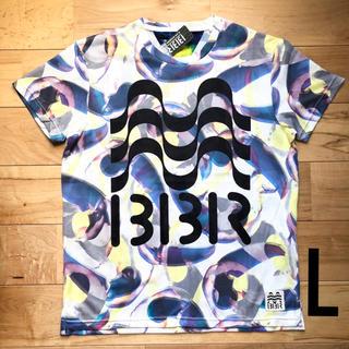 アスレタ(ATHLETA)のATHLETA×BomBRコラボ半袖TシャツBR0180ホワイト Lサイズ(ウェア)