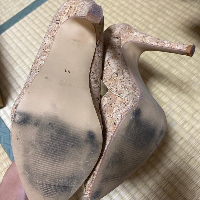 GYDA(ジェイダ)のgydaコルクパンフス レディースの靴/シューズ(ハイヒール/パンプス)の商品写真