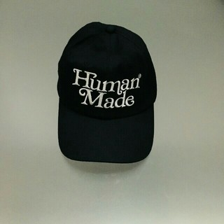 girls don't cry human made TWILL CAP 黒