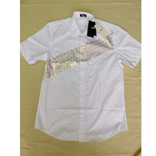 フェンディ(FENDI)のメンズ フェンデイ Fendi 半袖/短袖 ホワイト(Tシャツ/カットソー(半袖/袖なし))