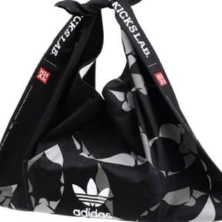 アディダス(adidas)のシューズバック(トートバッグ)
