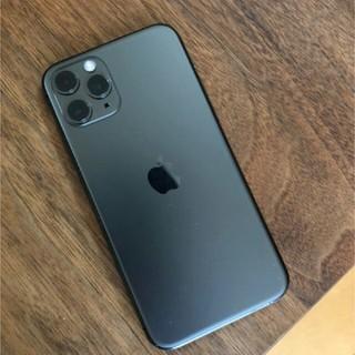 iPhone - iPhone 11 pro スペースグレイ 64GB SIMフリー