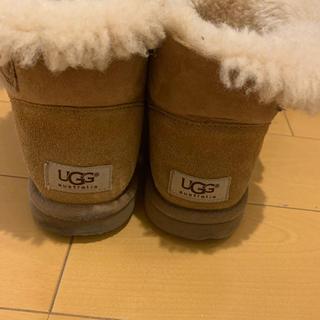 アグ(UGG)のアグ ムートン 23.5(ブーツ)