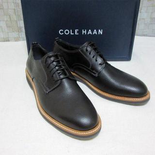 コールハーン(Cole Haan)の新品 コールハーン 革靴 Grand.OS MORRIS 8M 25.5cm(ドレス/ビジネス)