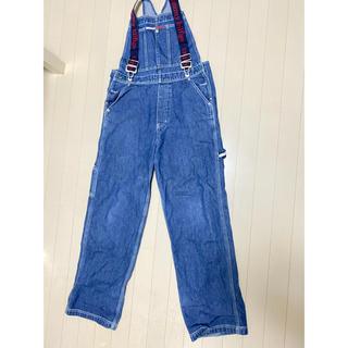 トミーヒルフィガー(TOMMY HILFIGER)のTommy jeans  オーバーオール M(サロペット/オーバーオール)