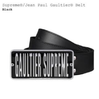 シュプリーム(Supreme)のS/M Supreme Jean Paul Gaultier Belt  ベルト(ベルト)