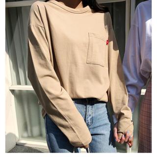 ディーホリック(dholic)のDHOLIC ワンポケットTシャツ(Tシャツ/カットソー(七分/長袖))