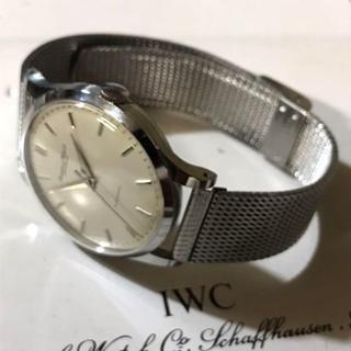 IWC - 【OH済】 IWC シャウハウゼン 自動巻 cal.853 【お値下げ】