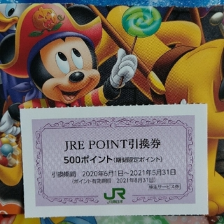 ジェイアール(JR)の☆JRE  POINT引換券1枚☆\(^^)/(その他)