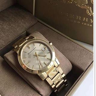 バーバリー(BURBERRY)の【海外限定】BURBERRY バーバリーシティ 腕時計 BU9038(腕時計(アナログ))