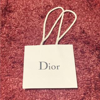 ディオール(Dior)の【Dior】紙袋 ショッパー(ショップ袋)