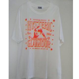 HYSTERIC GLAMOUR - ヒステリックグラマー  ビッグTシャツ