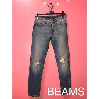 ビームス(BEAMS)のBEAMS  Levi's 501 (デニム/ジーンズ)