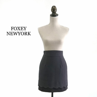 フォクシー(FOXEY)のFOXEY NEWYORK フォクシー スカート(ミニスカート)