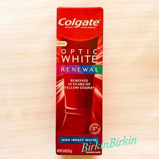 RENEWAL★コルゲート★OPTIC WHITE★ホワイトニング★歯磨き粉 (歯磨き粉)