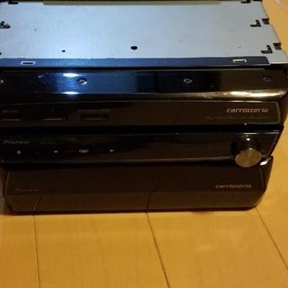 Pioneer - carrozzeria AVIC-VH09CS  クルーズカウンター&カメラ付き