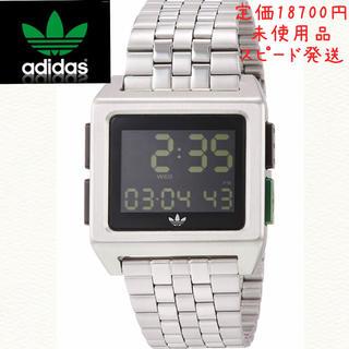 アディダス(adidas)のアディダス オリジナルス 腕時計 メンズ レディース 新品未使用品(腕時計(デジタル))