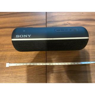 ソニー(SONY)のSONY SRS-XB22 ブラック(スピーカー)