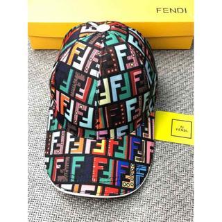 FENDI - FENDI キャップ 帽子 野球帽子 メンズ レディース