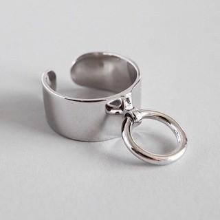 トゥデイフル(TODAYFUL)のsilver925  デザイン シルバーリング リング 指輪シルバー925(リング(指輪))