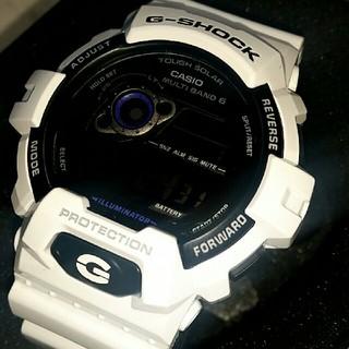 ジーショック(G-SHOCK)の【新品同様】G-SHOCK GW-8900A 7JF 電波ソーラー(腕時計(デジタル))
