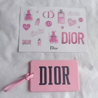クリスチャンディオール(Christian Dior)のおまけ付き ディオール ミラー ノベルティ(ミラー)