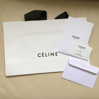 セリーヌ(celine)のCELINE 紙袋 封筒セット(ショップ袋)