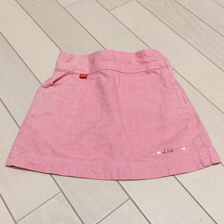 familiar - 【美品】ファミリア スカート 80