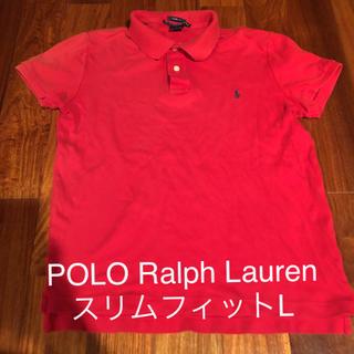 ポロラルフローレン(POLO RALPH LAUREN)のラルフローレンスポーツ ポロシャツ スリムフィットL(ポロシャツ)