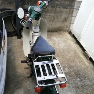 ホンダ(ホンダ)のスーパーカブ50 PGM -FI (車体)