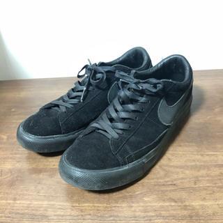 ブラックコムデギャルソン(BLACK COMME des GARCONS)のblack comme des garçons Nike blazer(スニーカー)